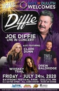 Joe Diffie In Concert