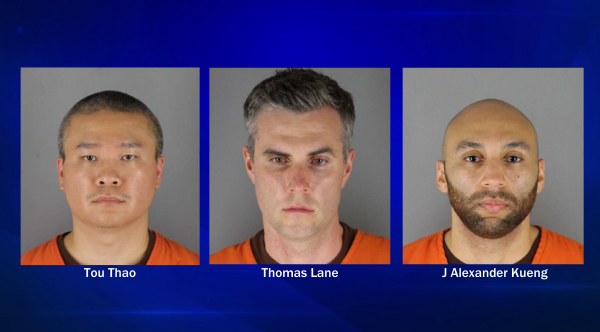3 Officers Charged