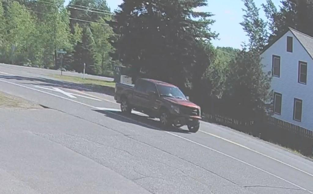 Suspect Car
