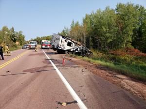 Bayfield Crash 1