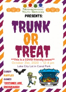 Trunk Or Treating