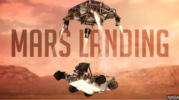 Mars Landin