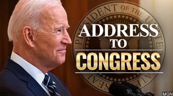 Biden Address To Congress