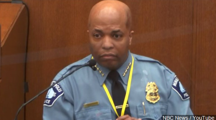 Police Chief Minneapolis