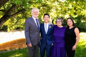 Family of Ed Ward