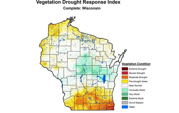Vegetation Drought 2